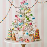 29 Colorful Tabletop Christmas Trees Better Homes Gardens