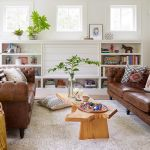 Our Favorite Ways To Decorate With A Brown Sofa Better