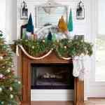 43 Diy Christmas Garland Decorating Ideas Better Homes Gardens