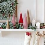 41 Pretty Ways To Decorate Your Mantel For Christmas Better Homes Gardens