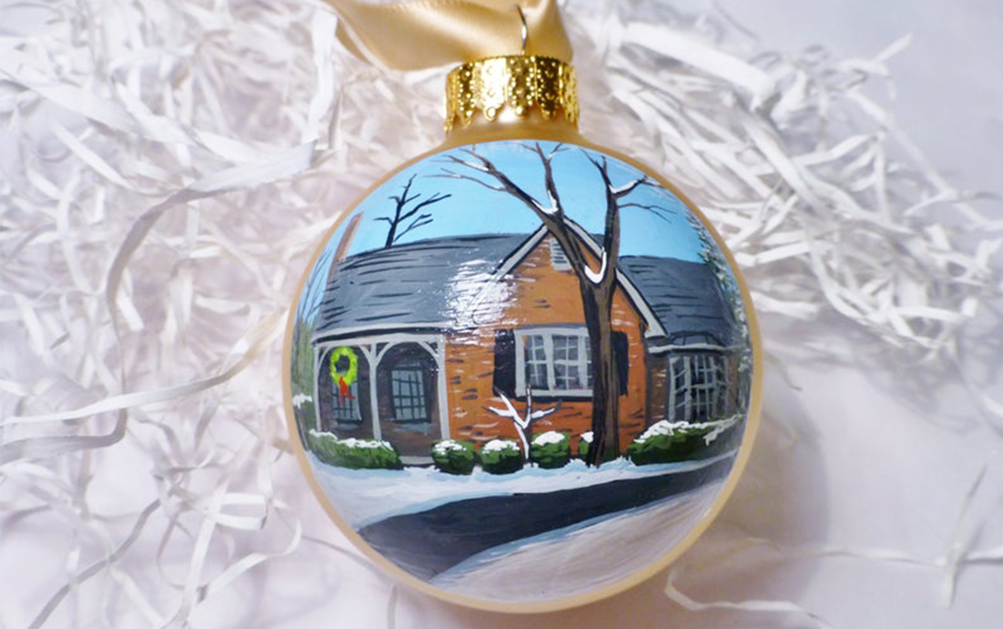 Deck The Halls With These Custom Ornaments That Look Just