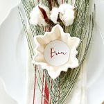 Festive Christmas Napkin Ideas And Place Settings Better Homes Gardens