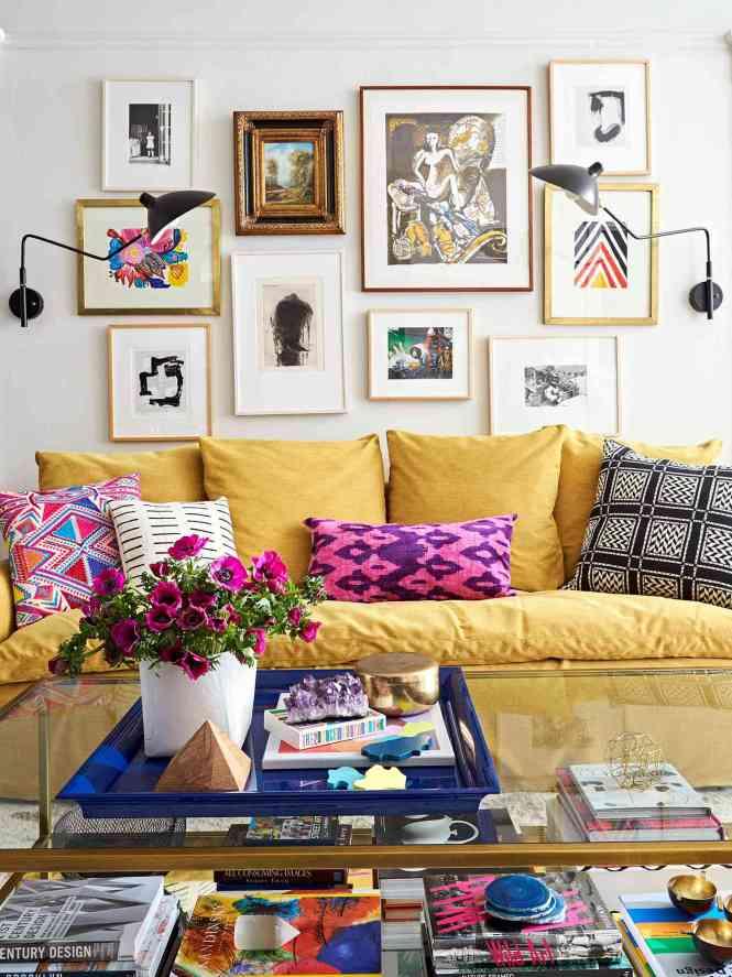 33 Apartment Decorating Ideas To Make