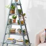 How To Build An A Frame Ladder Shelf For Stylish Diy Storage Better Homes Gardens