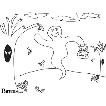 halloween coloring pages free printable # 64