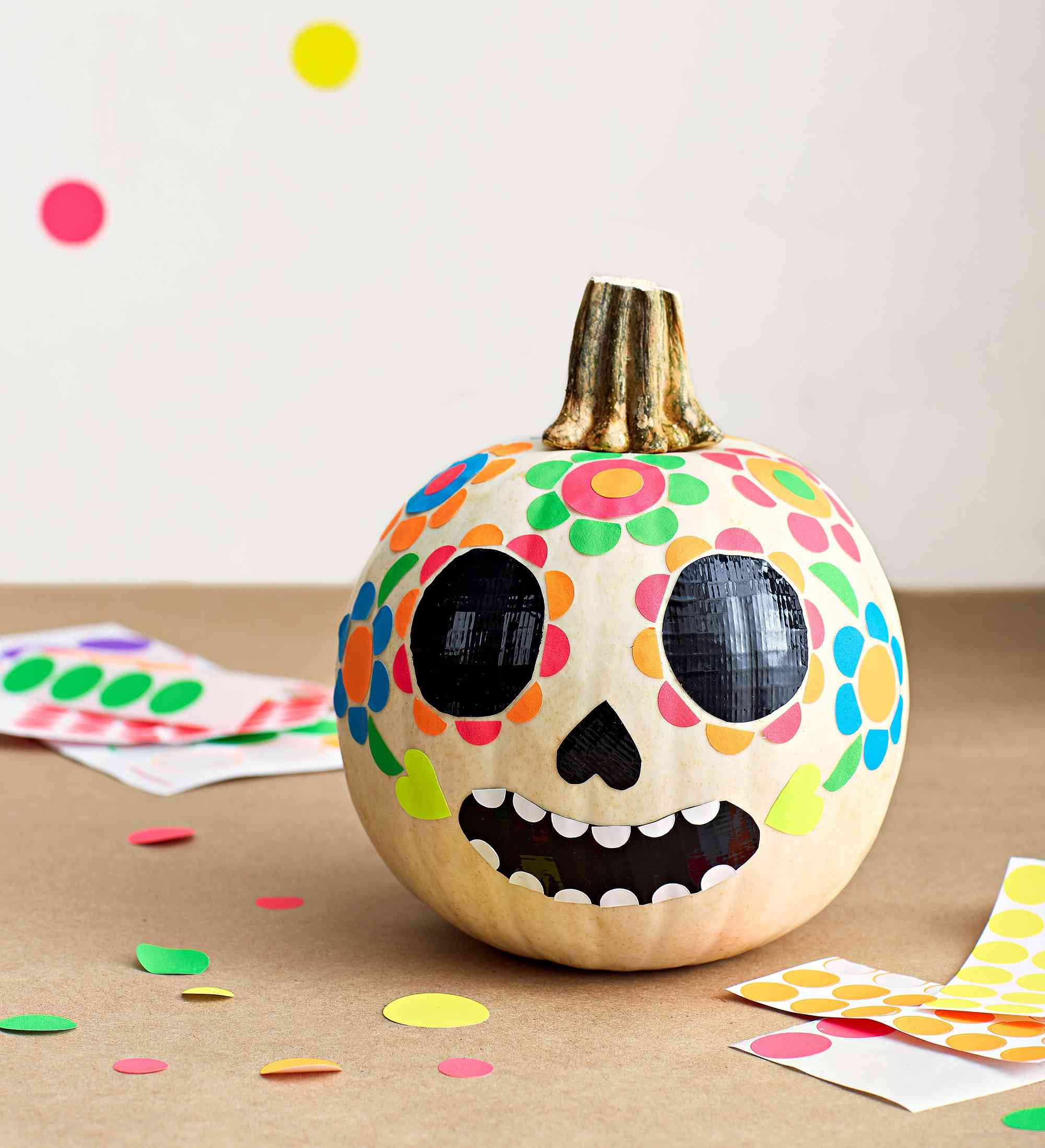 Easy No Carve Pumpkin Decorating Ideas For Kids
