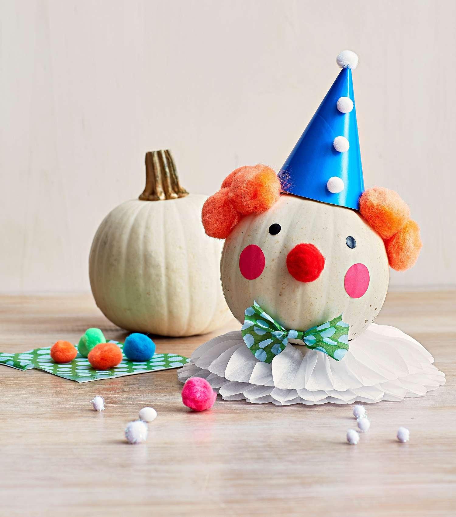 Easy No Carve Pumpkin Decorating Ideas For Kids