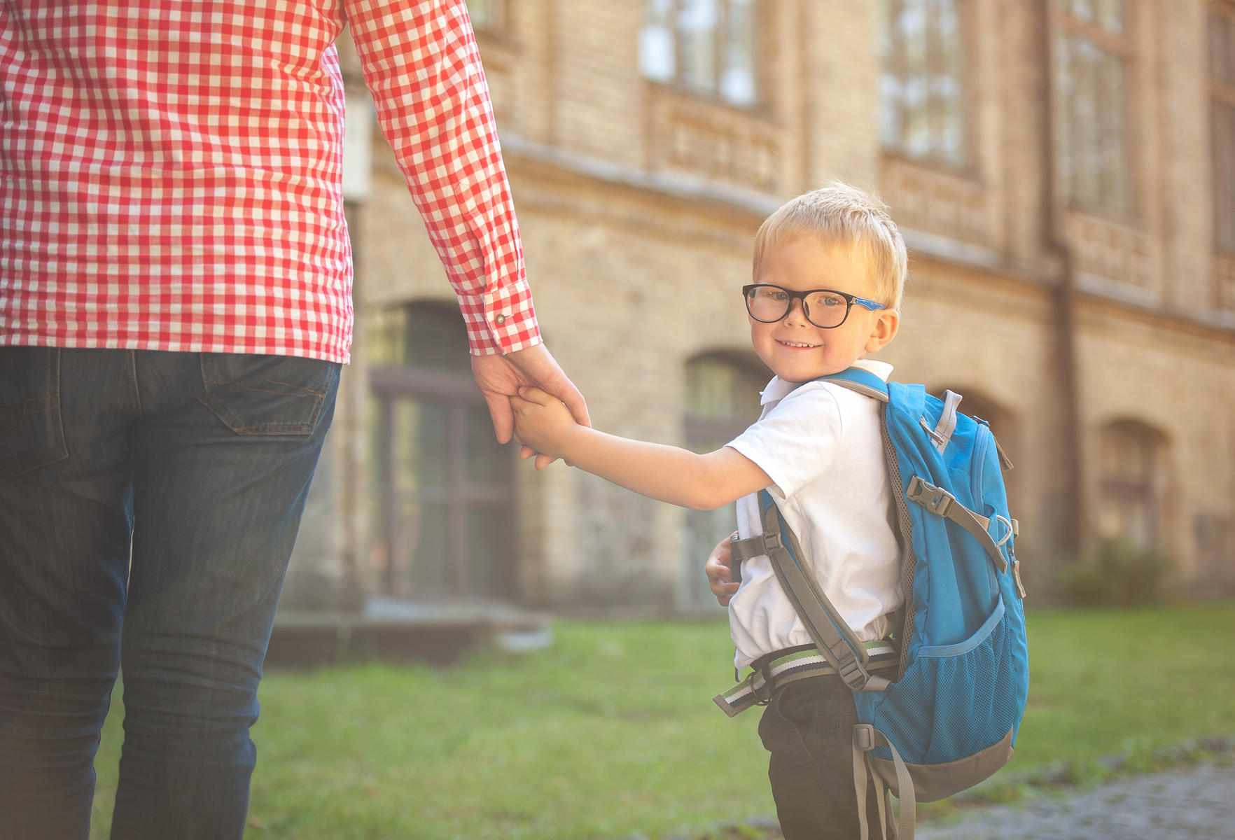 Overcoming Separation Anxiety On The First Day Of School