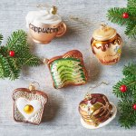These Food Ornaments From Sur La Table Are About To Make Your Christmas Tree Way Cuter Eatingwell