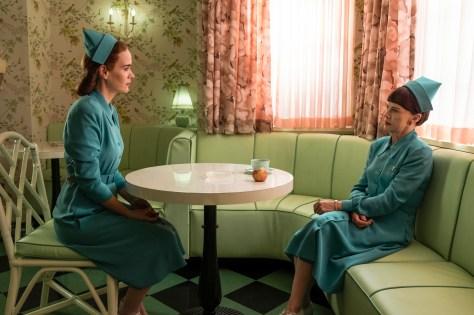 Sarah Paulson & Judy Davis in Ratched recensie in Netflix België