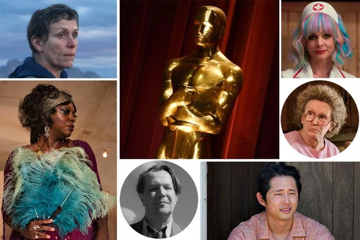 nominados premios Óscar 2021 lista nominaciones