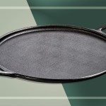 The Best Pizza Stone Is Actually This Cast Iron Pan Food Wine