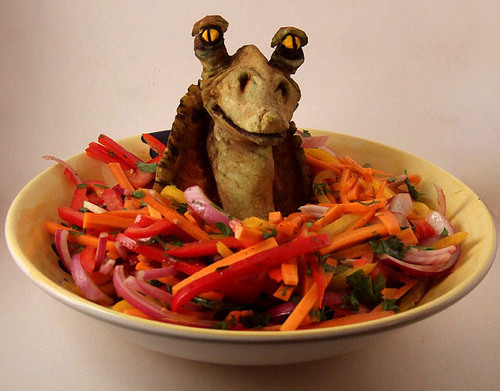 Jar Jar Binks Salad