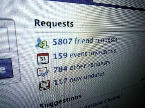 how to automatically confirm or deny all invites on facebook