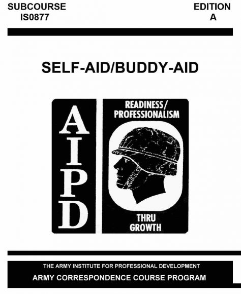 Army Self-Aid Buddy-Aid