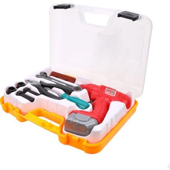 Игровой набор Наша Игрушка 953-2 инструментов 10 предметов ...