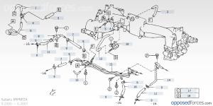 2004 sti vacuum solenoid  Subaru Impreza GC8 & RS Forum