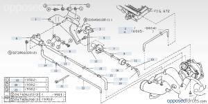 V4 Vacuum diagram's or advice please  ScoobyNet