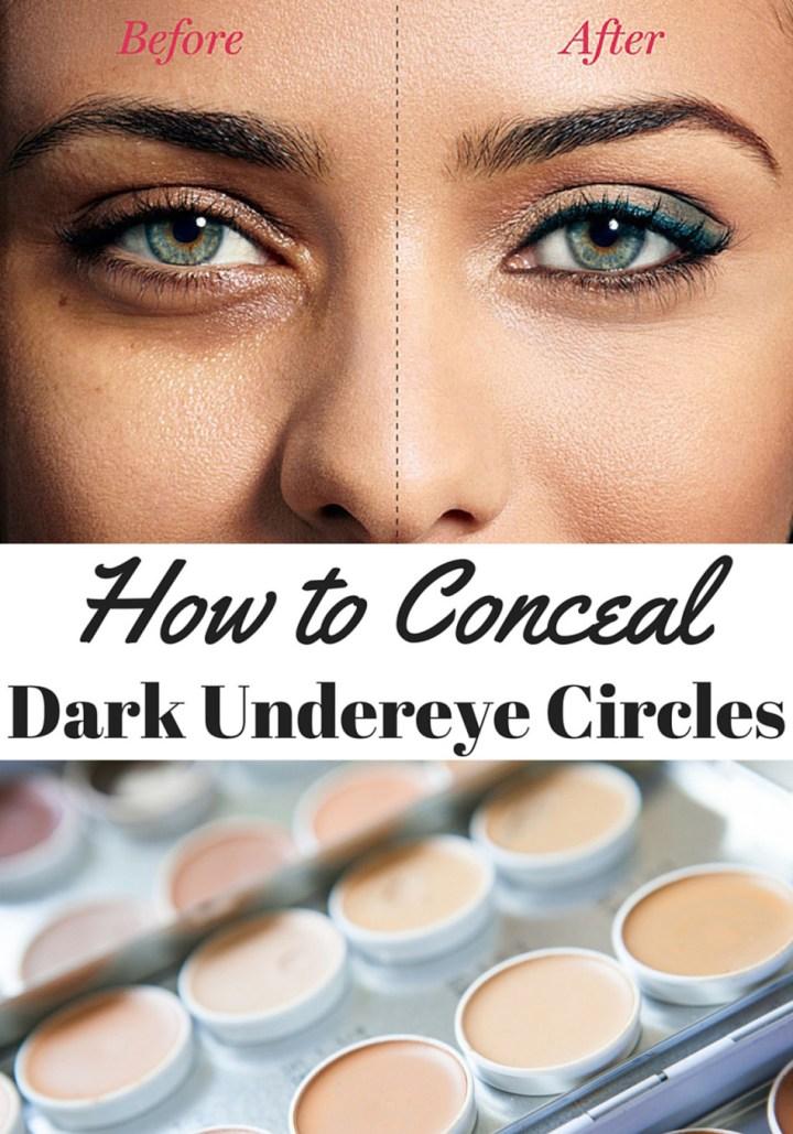how to fix sunken under eyes