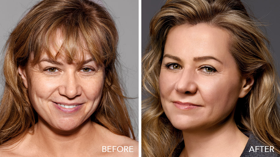 Bobbi Browns Makeup Facelift