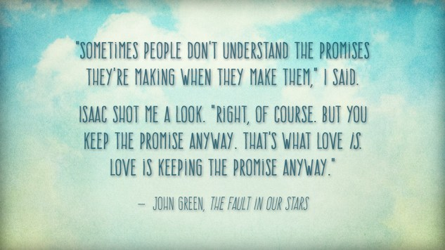 Image result for fault in our stars quotes