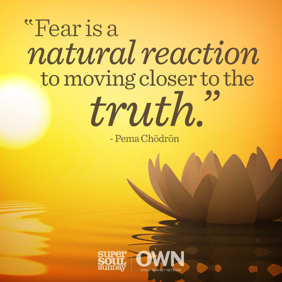 Chodron When Pema Things Fall Apart Quotes
