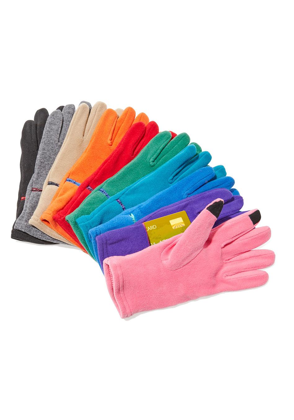 Oprahs Favorite Things 2015 Microfleece Gloves