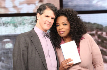 """Proof of Heaven"" author Dr. Eben Alexander with Oprah - peoplewhowrite"