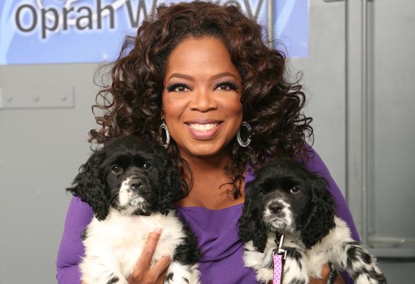 Oprah, Sunny and Lauren