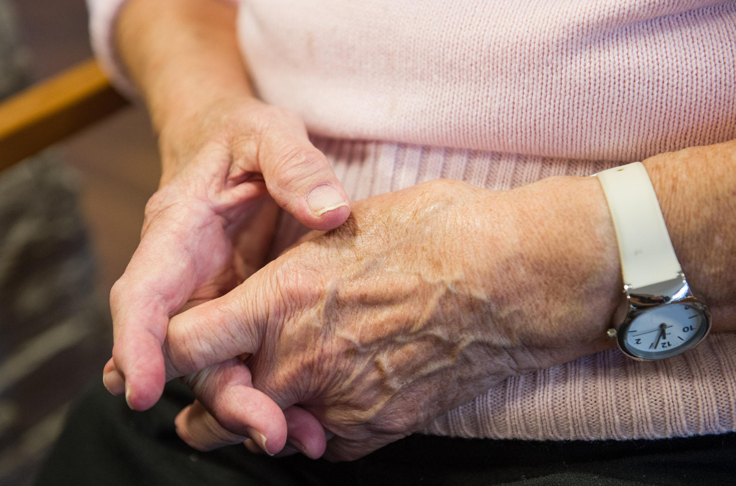 Nagyjából minden tizedik-tizenötödik hatvan év feletti embert érinti a betegség