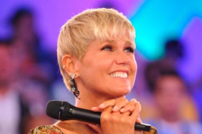 Xuxa foi lembrada no programa Encontro, apresentado por Fátima Bernardes (Foto: Reprodução/TV Globo)