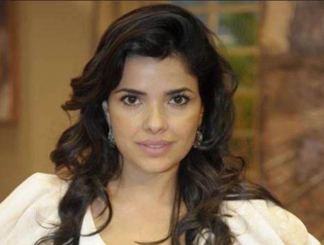Vanessa Gerbelli viveu a protagonista da novela Cabocla, substituta de Chocolate com Pimenta na escolha do canal Viva. (Foto: Reprodução)
