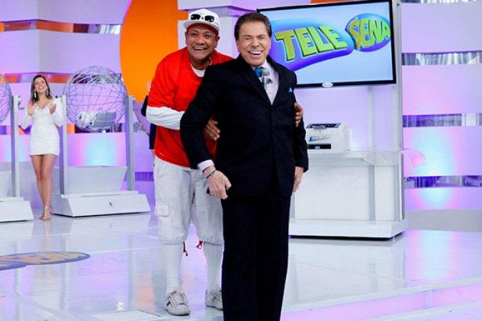 Silvio Santos e Liminha trabalham há quase 40 anos juntos (Foto: Reprodução)