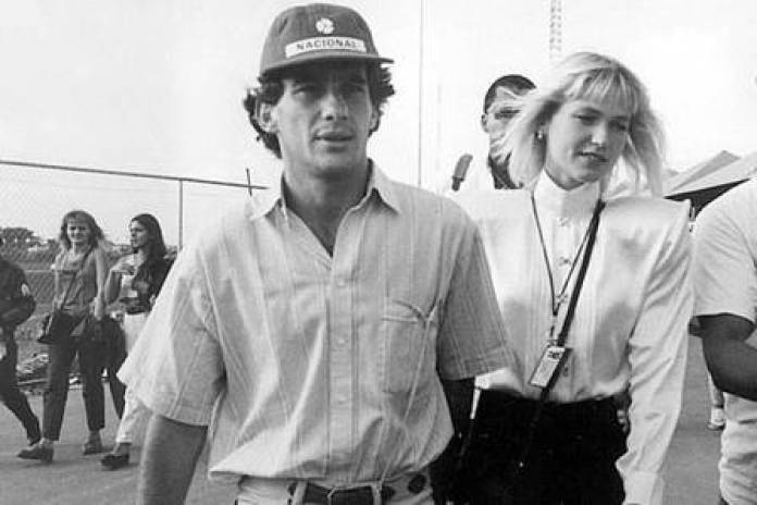 Ayrton Senna aparece para Xuxa em forma de fantasma, loira de assusta e seu depoimento impressiona