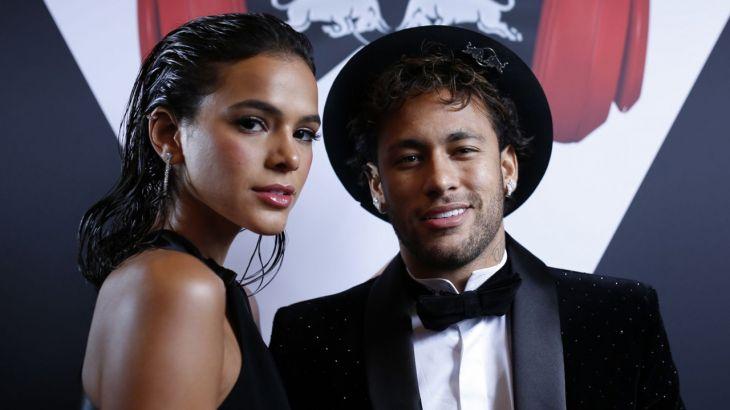 Resultado de imagem para neymar e marquezine