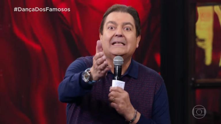 O apresentador Faustão (Foto: Reprodução)