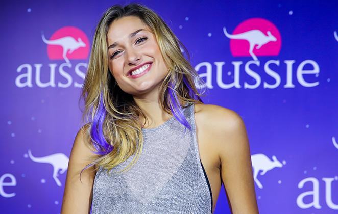 Sasha ousou com cabelo em evento (Foto: Manuela Scarpa/Brazil News)