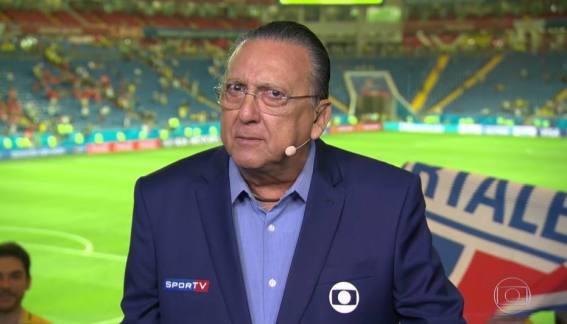 O narrador esportivo Galvão Bueno (Foto: Reprodução/Globo)