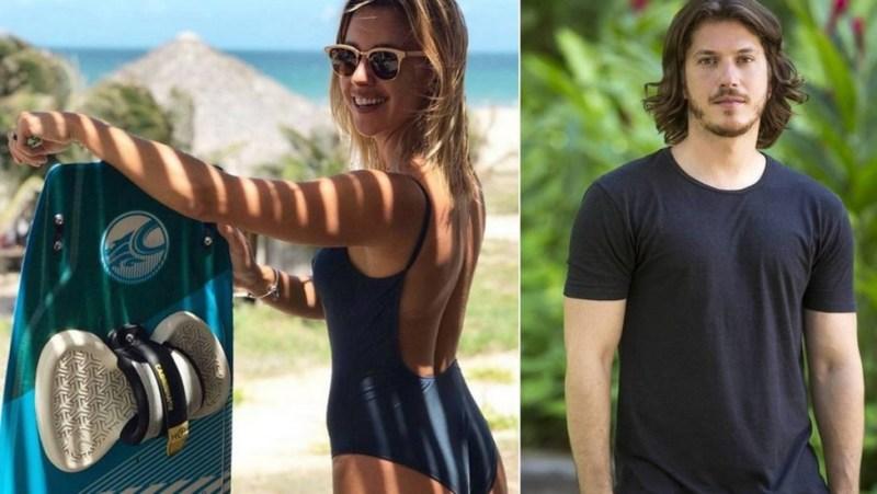Cris Dias assume em post namoro com Caio Paduan (Foto: Reprodução)