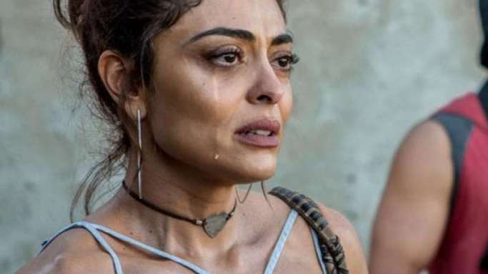 A atriz Juliana Paes (Foto: Reprodução/Globo)