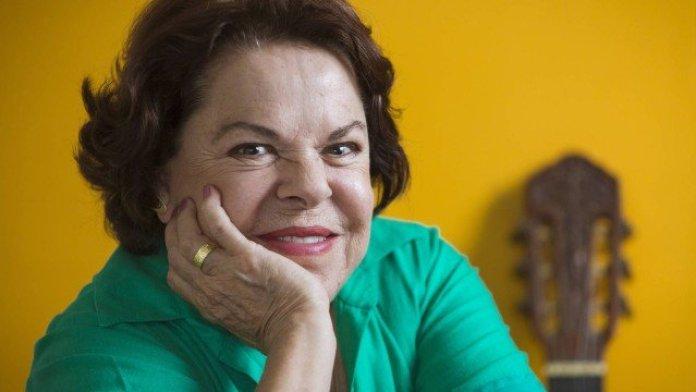 A cantora Miúcha (Foto: Divulgação)
