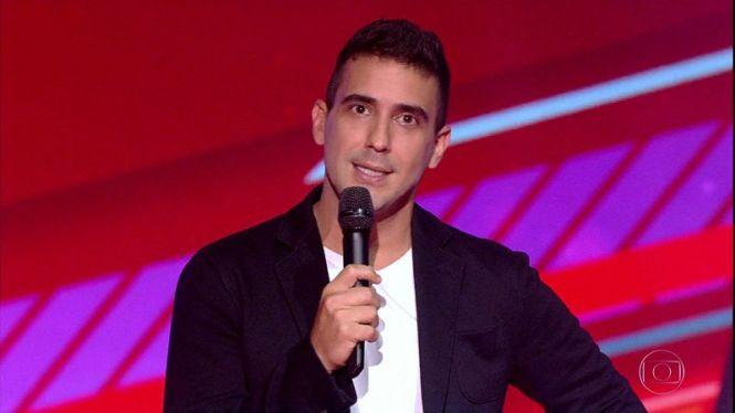 André Marques está de volta com seu The Voice Kids (Foto: Reprodução)