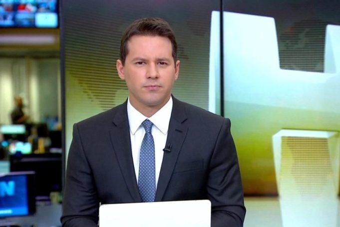 Dony de Nuccio estreará no Jornal Nacional (Foto: Reprodução)