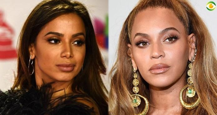 Anitta faria um feat com Beyoncé?
