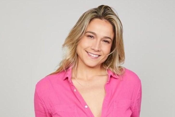 Jornalista da Globo, Fernanda Gentil (Foto: Divulgação)