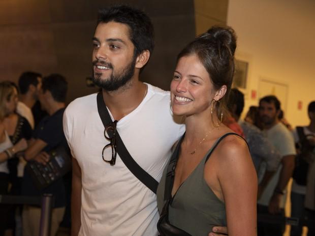 Agatha Moreira e Rodrigo Simas (Foto: Felipe Panfili/Divulgação)