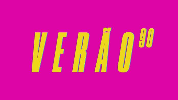 Verão 90 (Foto: Reprodução Logo)
