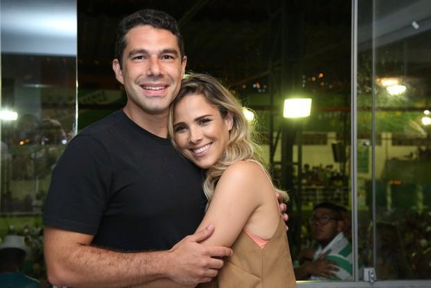 Wanessa Camargo e Marcus Buaiz