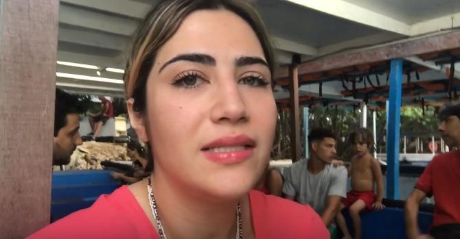 Jessica Beatriz Costa é filha de Leonardo e esposa de Sandro Pedroso