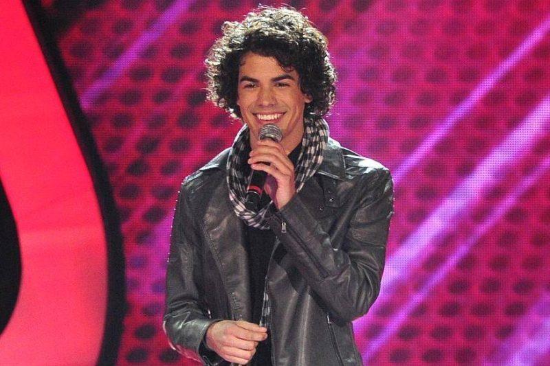 Campeão do The Voice, Sam Alves (Foto: Divulgação)